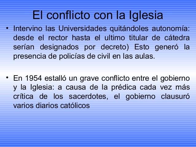 la caida del peronismo Ascenso, consolidación y caída del peronismo (1943-1955) more_vert  en 1946, perón es electo presidente de la nación, obteniendo más del 52% de los votos.