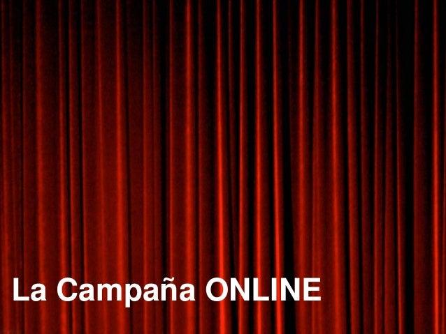 La Campaña ONLINE