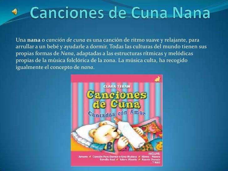 La canci n - Canciones de cuna en catalan ...