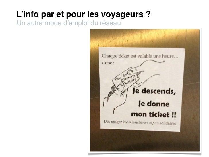 La Cantine Rennes_Simon Chignard_L'information dynamique des voyageurs Slide 3