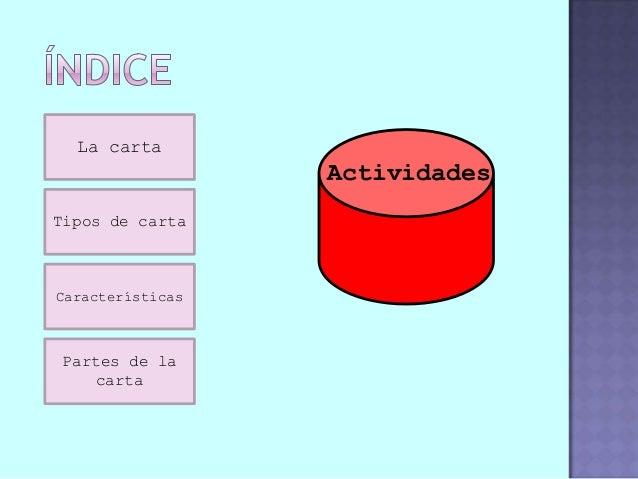 La carta Slide 2