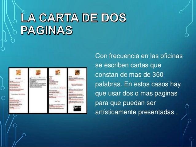 La carta de_dos_paginas