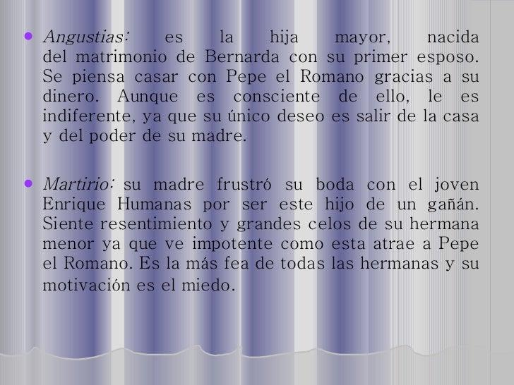 Matrimonio Romano El Rincon Del Vago : La casa de bernarda alba