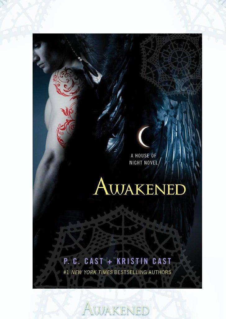 AWAKENED  P.C. CAST & KRISTIN CAST