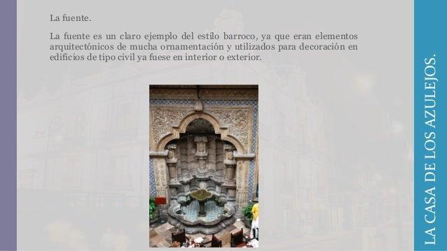 La casa de los azulejos for Rusticae casa de los azulejos