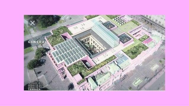 Terraza De La Casa Rosada - Ideas de nuevo diseño