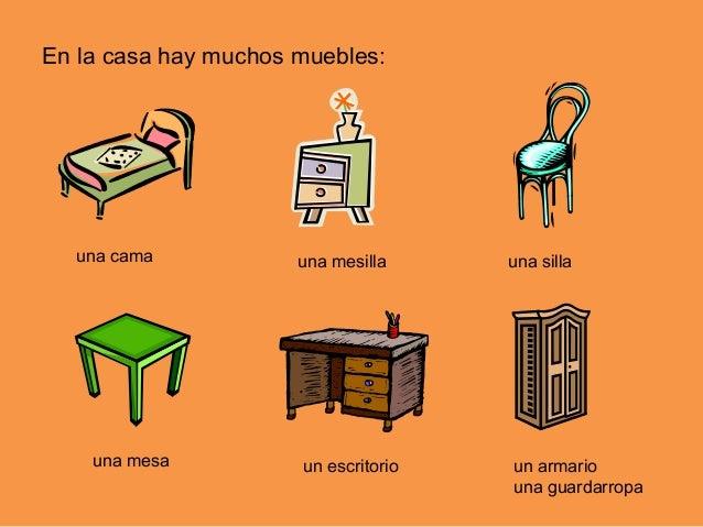 La casa y los muebles for Muebles de la casa