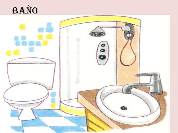 La casa y sus dependencias por fanny ochoa for Articulos del bano