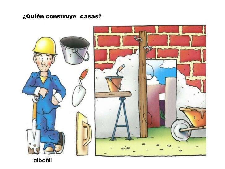 La casa y sus dependencias por fanny ochoa for Como se construye una casa