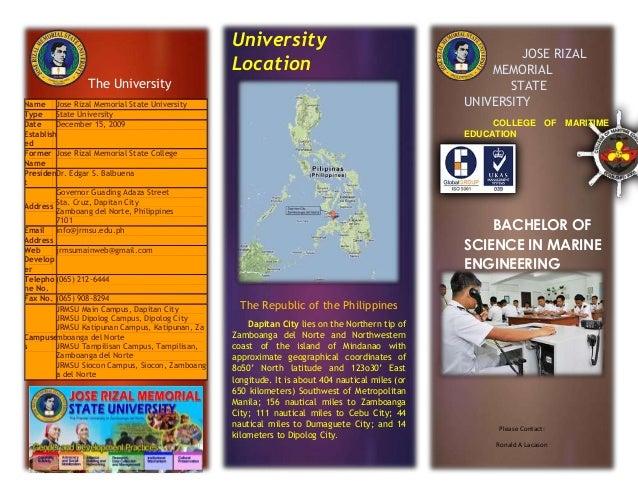 ms brochure