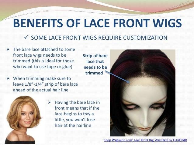 Lace Front Wigs - Wigsalon.com - Wig School