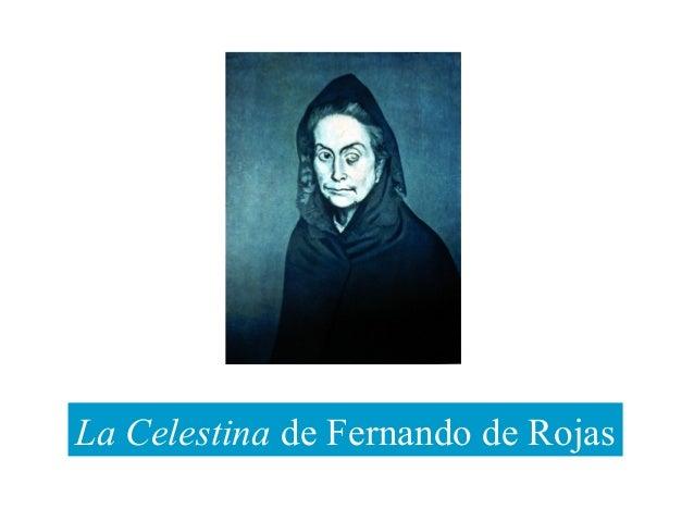 La Celestina de Fernando de Rojas
