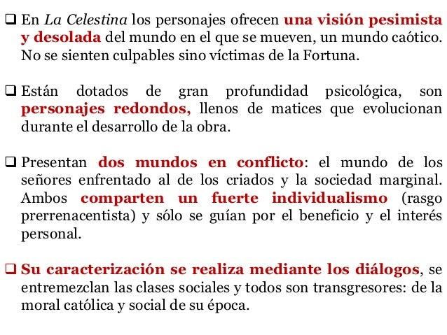 Melibea (dulce como la miel) Melibea representa en la literatura española la primera gran incorporación del individualismo...
