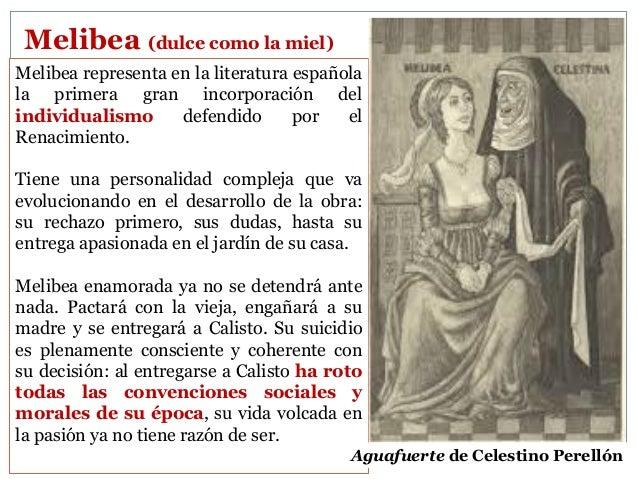 Las dos jóvenes prostitutas, Elicia y Areúsa, coinciden en su odio a las clases altas que se concentra en Melibea. Vive en...