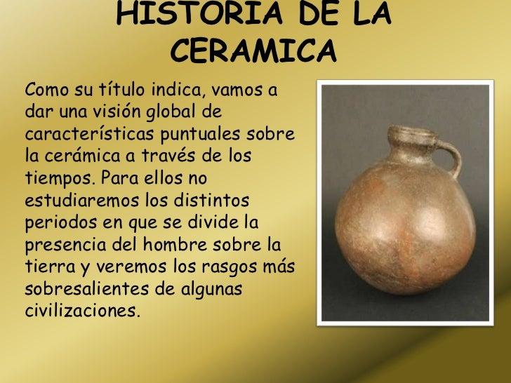 La Ceramica En Todo Lugar