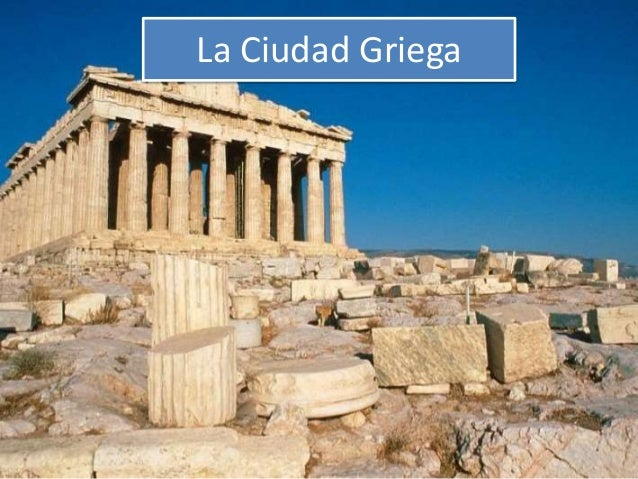 La Ciudad Griega