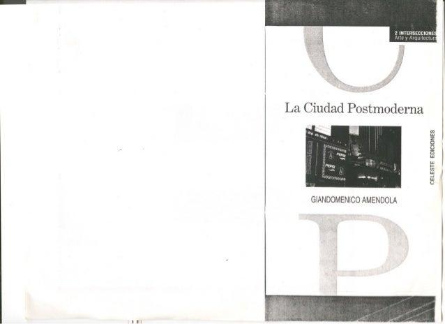 la-ciudad-postmoderna-giandomenico-amend