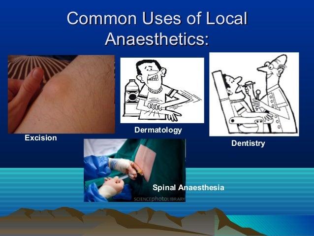 Local Anaesthetics Slide 2