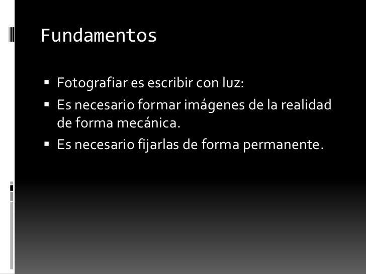 La cámara Slide 2