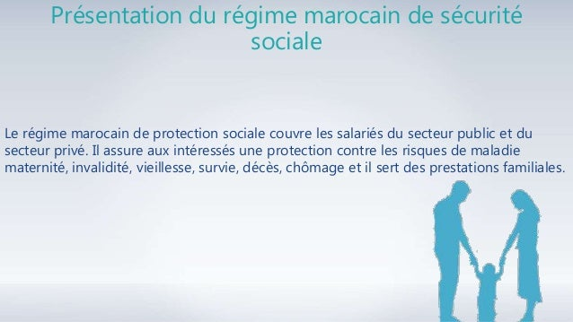 La cnss maroc - A quoi sert le plafond de la securite sociale ...