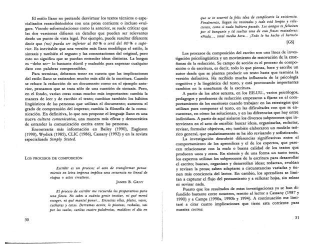 La cocina de la escritura daniel cassany for Cocina internacional pdf