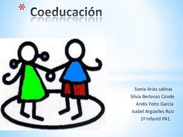 *       Sonia Arias salinas    Silvia Berlanas Conde        Arelis Feito García     Isabel Argüelles Ruiz          1º Infa...