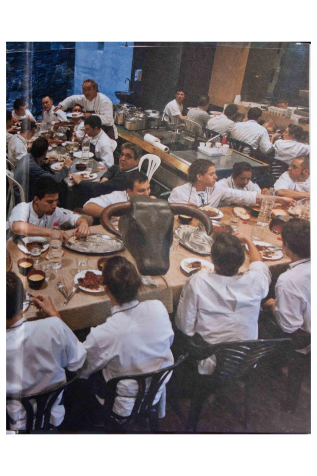 La comida de la familia ferran adria upload chef for Ferran adria comida