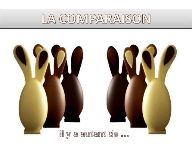 LES CONSTRUCTIONS COMPARATIVES Il y a trois degrés de comparaison: Superiorité: PLUS QUE Égalité: AUSSI QUE Inferiorité...