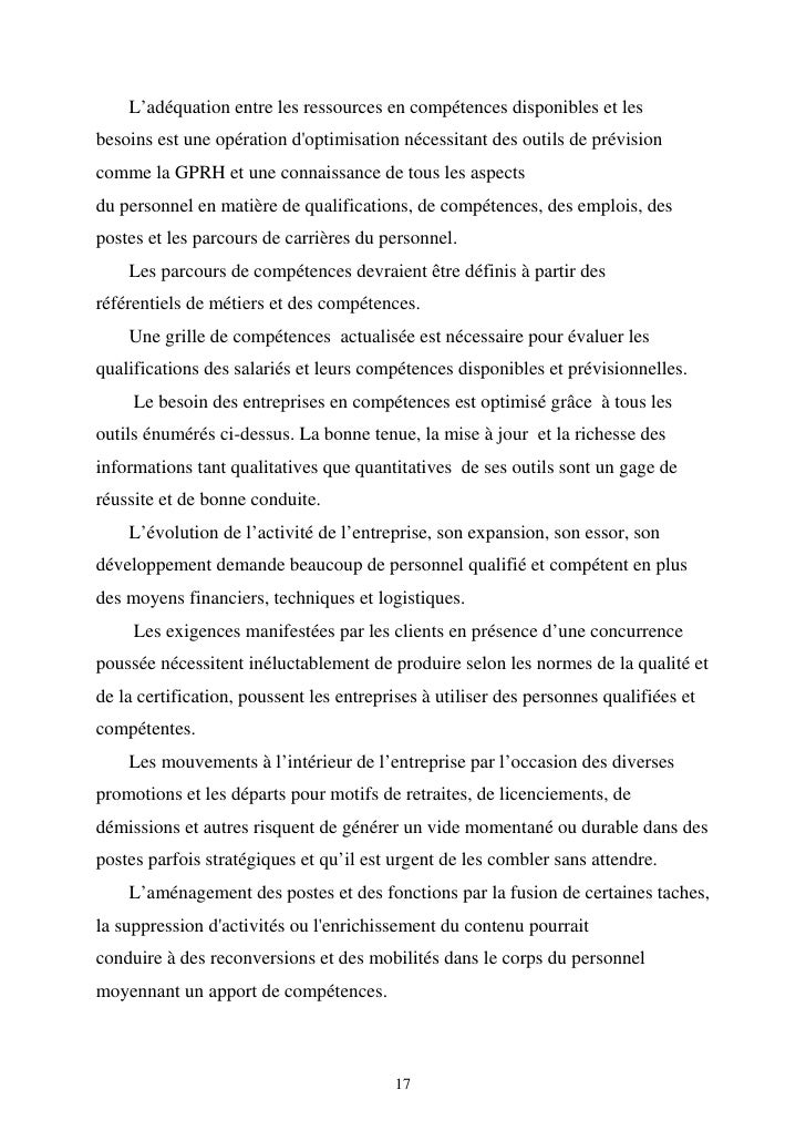 La competence et la formation professionnelle ezzeddine mbarek - Grille des competences professionnelles ...
