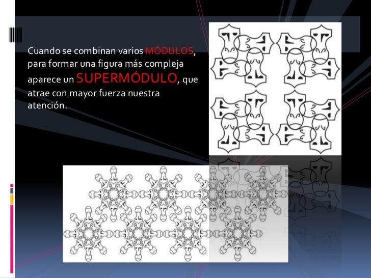 La composición modular Slide 3