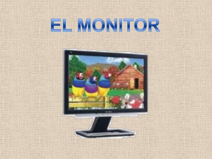 EL MONITOR<br />