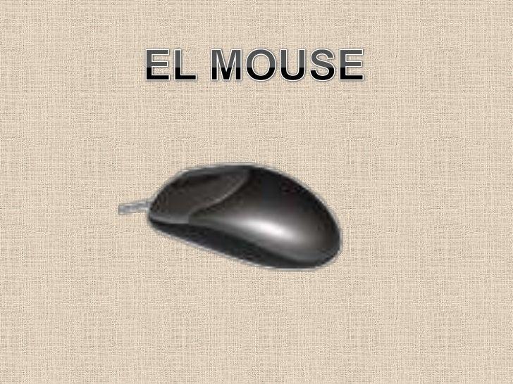 EL MOUSE<br />