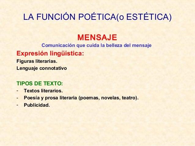 LA FUNCIÓN METALINGÜÍSTICA CÓDIGO Comunicación para aclarar o explicar el lenguaje Expresión lingüística: -Oraciones enunc...