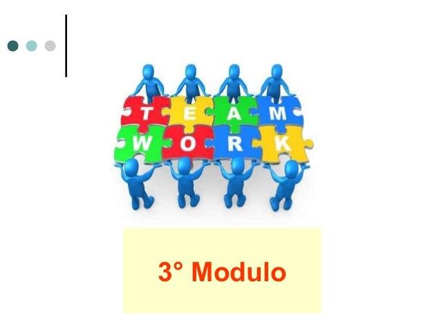 3° Modulo