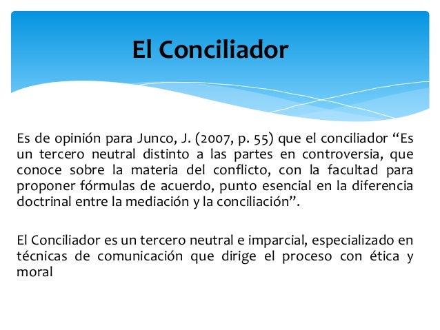 La conciliacion civil for Que es un proceso extrajudicial