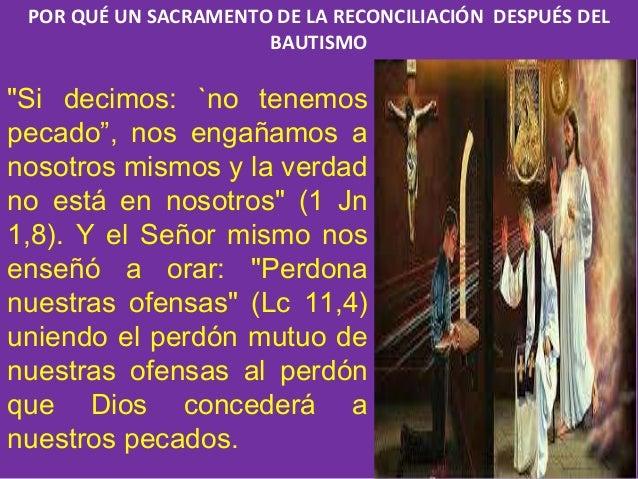 Resultado de imagen para Por qué un sacramento de la Reconciliación después del Bautismo