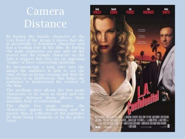 an analysis of la confidential Stephen f an analysis of la confidential directed by curtis hanson.