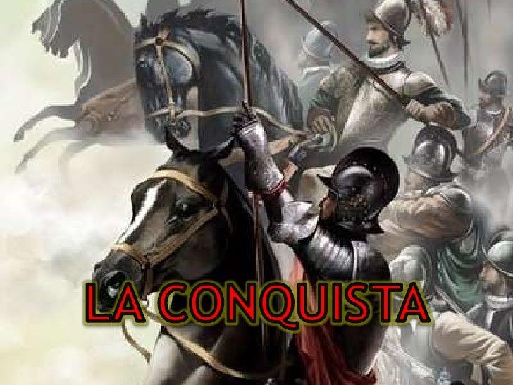  La  llegada de Cristóbal Colón a América abriría su conquista y el sometimiento de las civilizaciones y culturas america...
