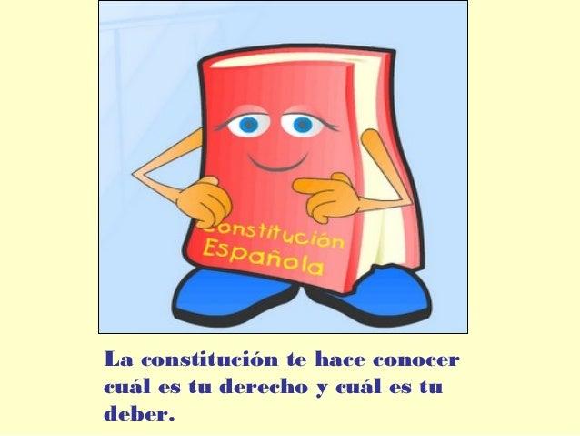 Resultado de imagen de constitucion para niños