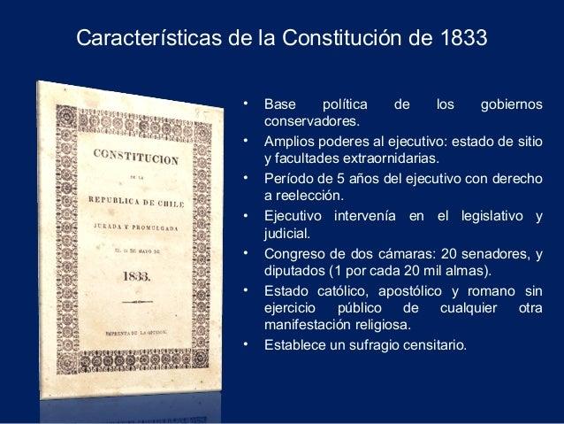 la constituci u00f3n pol u00edtica de 1833