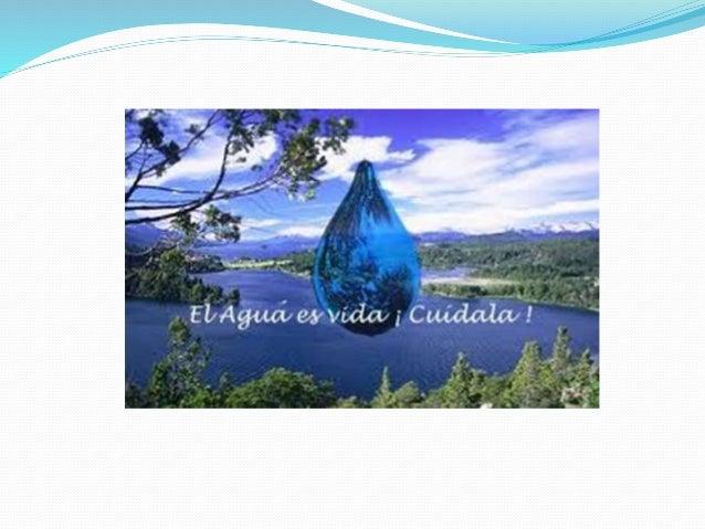 La contaminación del  agua 3a