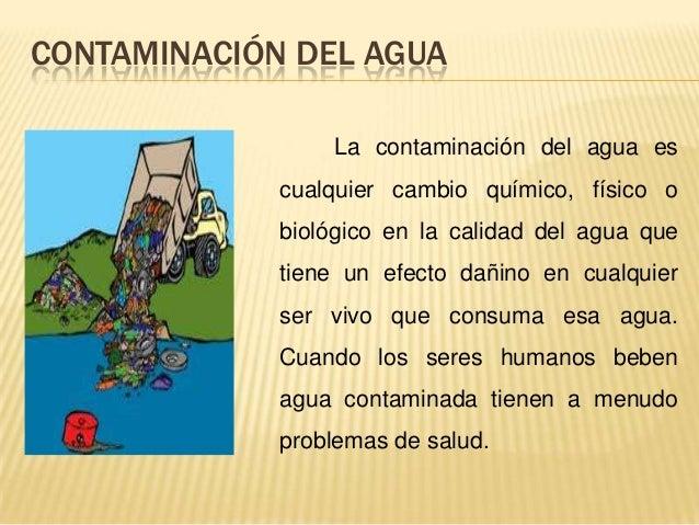 La contaminaci n y principales tipos de contaminaci n for Informacion sobre el suelo