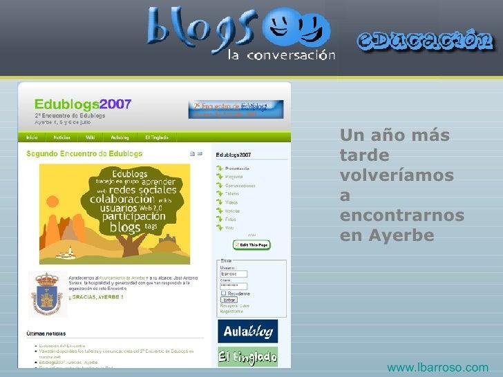 Un año más tarde volveríamos a encontrarnos en Ayerbe www.lbarroso.com