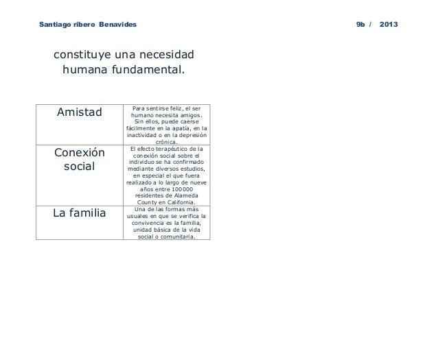 Santiago ribero Benavides                               9b /   2013   constituye una necesidad    humana fundamental.    A...