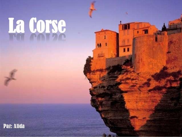 La CorsePar: Alida