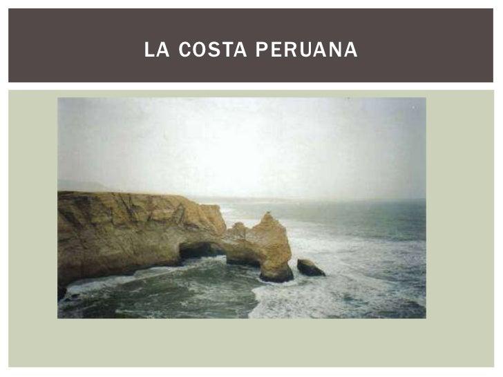 La Costa Peruana<br />