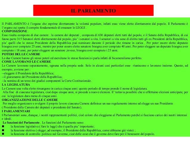 La costituzione italiana for Camera dei deputati italiana