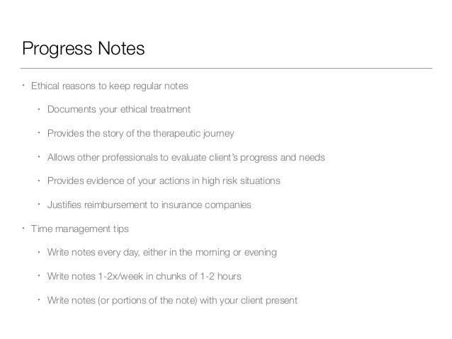 Sample Dap Note. 20 progress note examples samples. dap