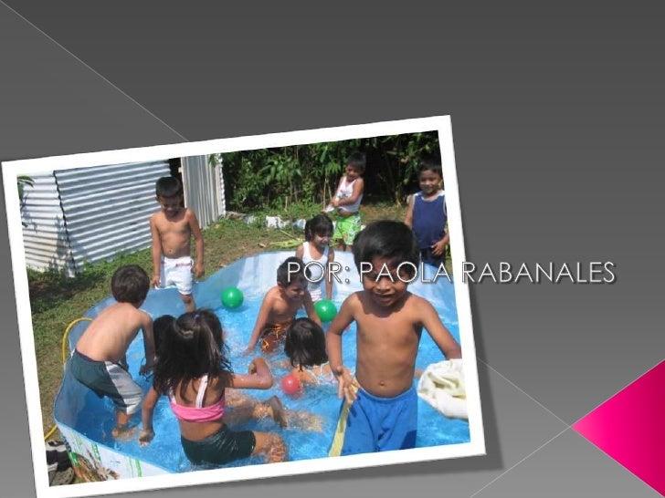 POR: PAOLA RABANALES<br />