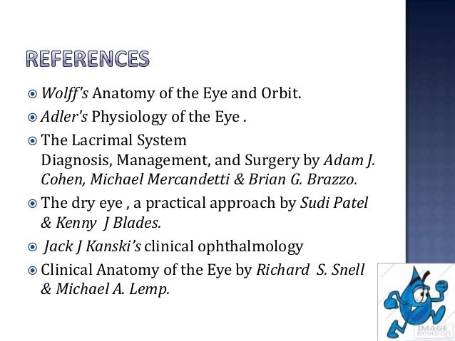 anatomy and physiology of lacrimal apparatus  ppt Slide 2